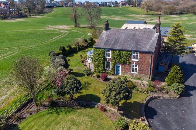 5 bed detached house for sale in Lafford Lane, Upholland, Skelmersdale WN8