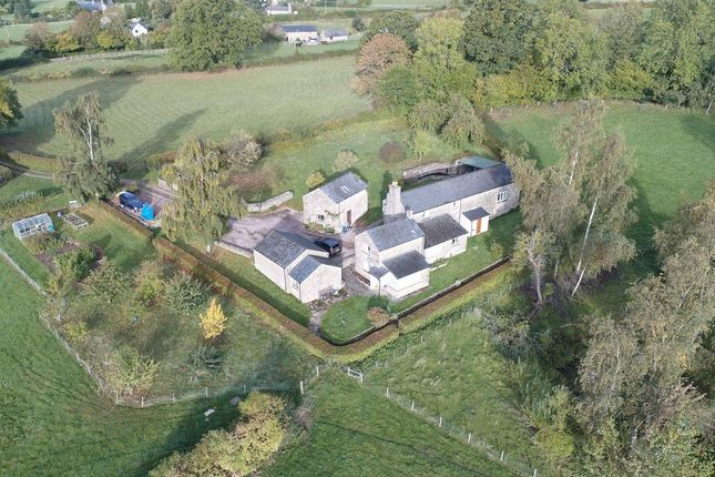 Thumbnail Farmhouse for sale in Kiln Green, Quabbs Farm, Ross-On-Wye