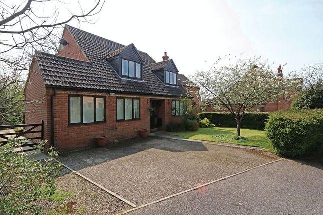 Thumbnail Detached house for sale in Shuttleworth Grove, Wavendon Gate, Milton Keynes