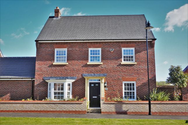 Thumbnail Detached house for sale in Wilkinson Road, Kempston