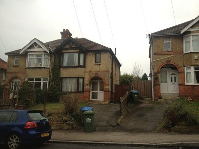 Thumbnail Semi-detached house to rent in Arnold Road, Southampton