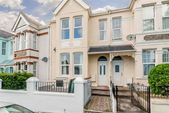 Thumbnail Maisonette for sale in Elphinstone Road, Peverell, Plymouth