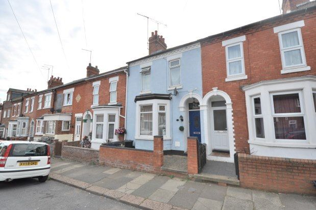 Thumbnail 3 bed property to rent in Cecil Road, Northampton