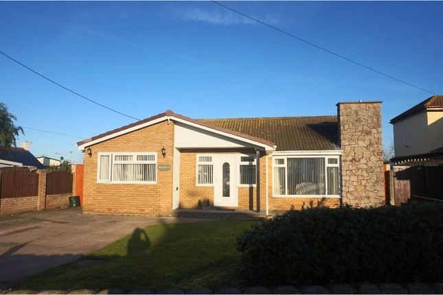 Thumbnail Detached bungalow for sale in Bryn Road, Abergele