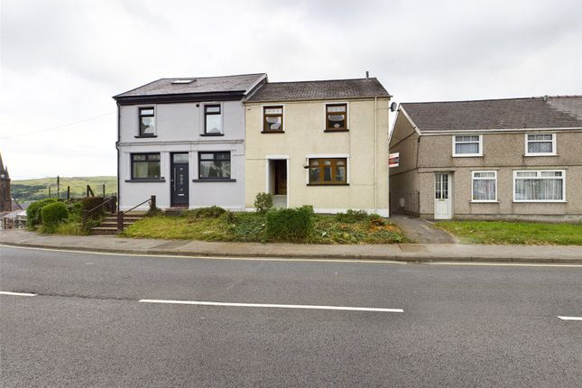 Thumbnail Semi-detached house for sale in Commercial Street, Ebbw Vale, Gwent
