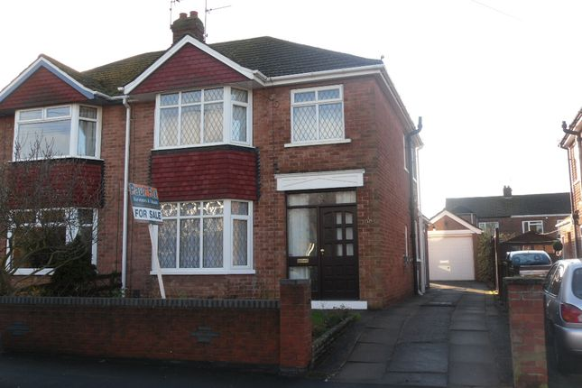 Thumbnail Semi-detached house to rent in Mirfield Road, Scunthorpe