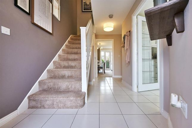 """Thumbnail 3 bed terraced house for sale in """"Plot 225- The Flatford- Coppice Place At Sherford"""" at Hercules Road, Sherford, Plymouth"""
