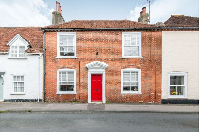 Thumbnail Terraced house to rent in West Street, Titchfield, Fareham