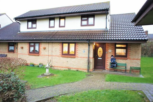 Thumbnail End terrace house for sale in Brackendale Court, Pitsea, Basildon