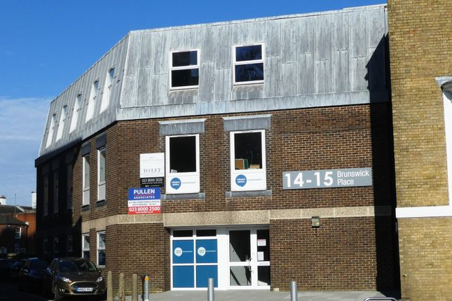 Thumbnail Office to let in Brunswick Place, Southampton