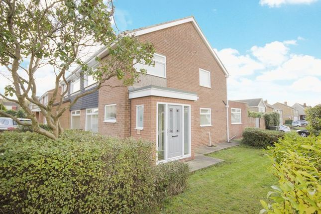 Thumbnail Semi-detached house for sale in Kensington Avenue, Normanby, Middlesbrough
