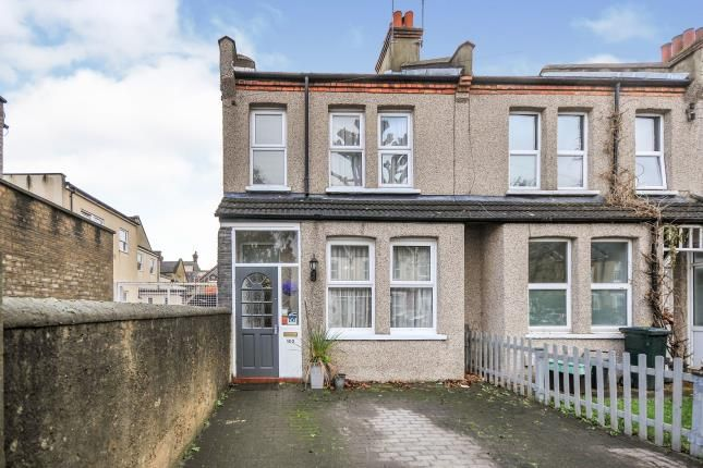 Thumbnail End terrace house for sale in Ravenscroft Road, Beckenham, Bromley, England