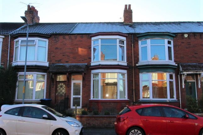 3 bed terraced house to rent in Rockliffe Road, Middlesbrough
