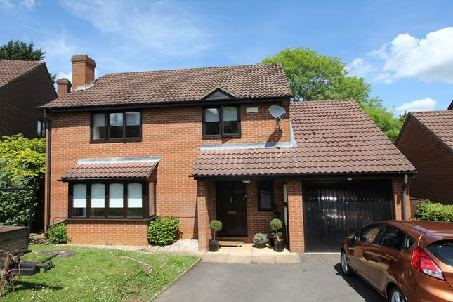 Thumbnail Detached house to rent in The Chimes, High Wycombe