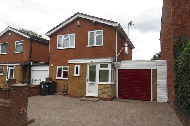 Thumbnail Property to rent in Prince Of Wales Lane, Yardley Wood, Birmingham