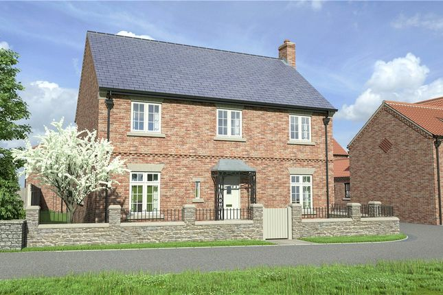Thumbnail Detached house for sale in Grange Farm, Littlethorpe Road, Littlethorpe, Ripon