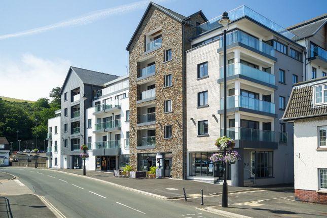 Thumbnail Flat for sale in Quay West, Bridge Road, Douglas