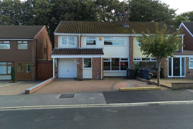 Thumbnail Semi-detached house to rent in Redgate, Ormskirk