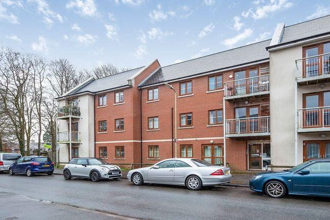 Thumbnail Flat to rent in Park Prewett Road, Basingstoke
