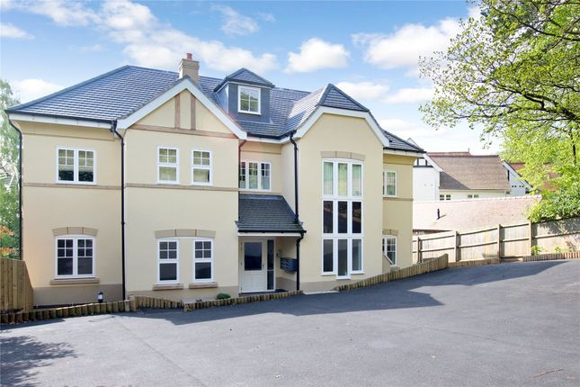 Thumbnail Flat for sale in The Poplars, 18A Peachfield Road, Malvern, Worcestershire
