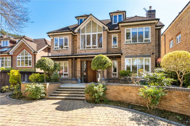 Thumbnail Detached house for sale in Welcomes Road, Kenley, Surrey