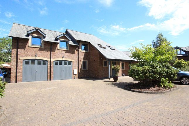 Thumbnail Detached house for sale in The Orchard, Crosby-On-Eden, Carlisle