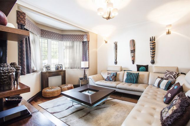 Thumbnail Detached house for sale in East Acton Lane, London