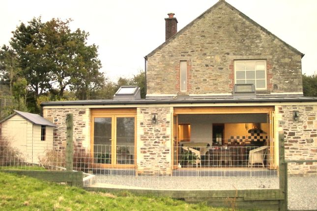 Thumbnail Detached house for sale in Yelverton