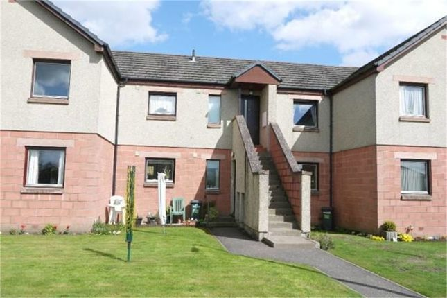 Thumbnail Flat for sale in Roods Place, Kirriemuir, Angus