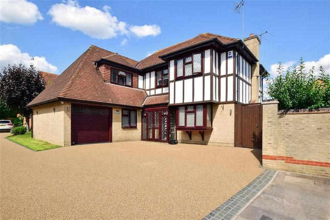 Front Elevation of The Lindens, Loughton, Essex IG10