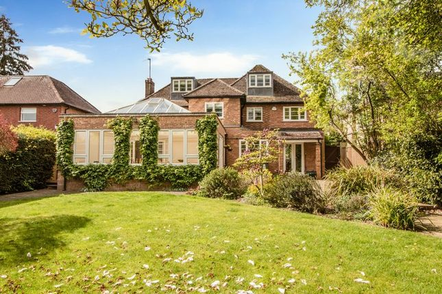 Thumbnail Detached house for sale in The Grove, Hartford, Huntingdon, Cambridgeshire.
