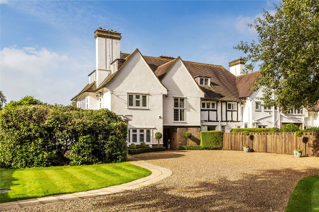 Thumbnail Semi-detached house for sale in Station Road, Woldingham, Surrey