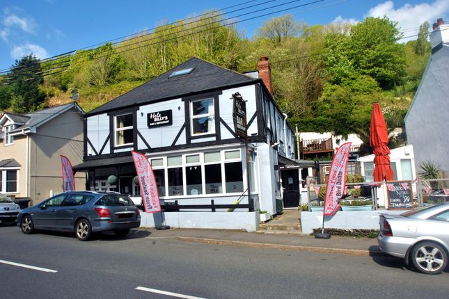 Thumbnail Restaurant/cafe for sale in Watermouth Road, Ilfracombe