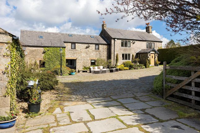 Detached house for sale in Rowarth, High Peak