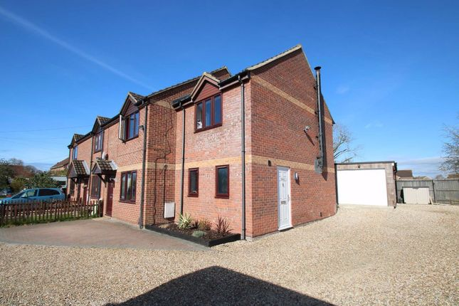 Thumbnail End terrace house for sale in Church Lane, North Bradley, Wiltshire