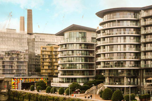 Thumbnail Flat for sale in Chelsea Bridge Wharf, Battersea Park