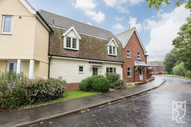 Thumbnail Semi-detached house for sale in Jubilee Meadow, Eight Ash Green, Colchester