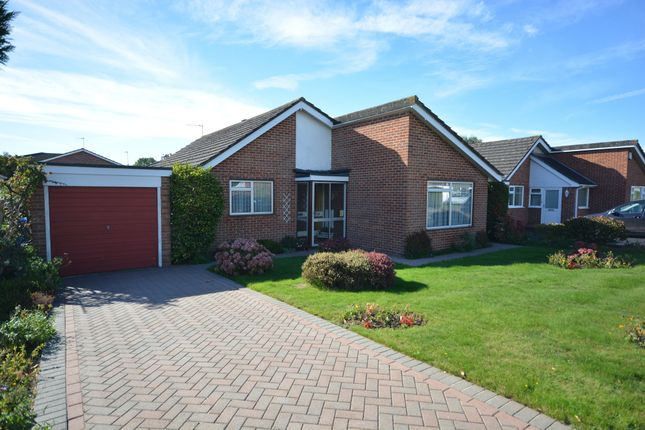 Thumbnail Detached bungalow for sale in Sopwith Crescent, Merley, Wimborne