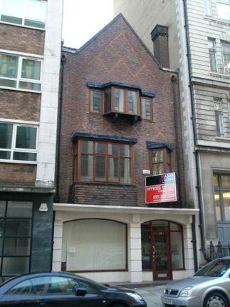 Thumbnail Office to let in 83 Newhall Street, Birmingham
