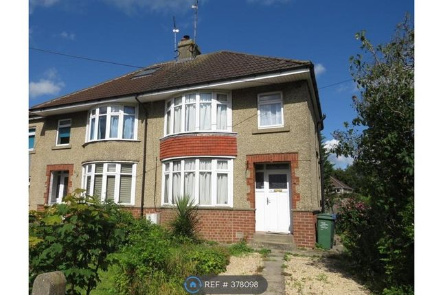Thumbnail Semi-detached house to rent in East Yewstock Crescent, Chippenham
