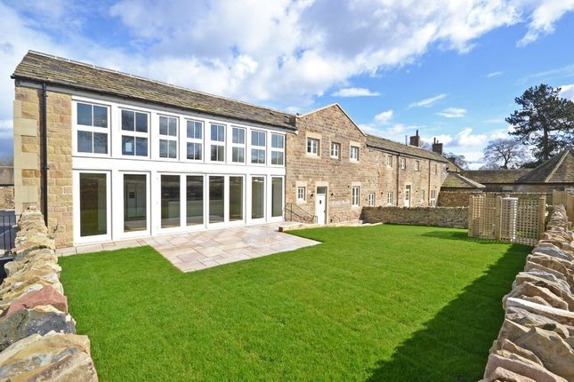 Thumbnail Barn conversion for sale in Home Farm, West Bretton, Wakefield