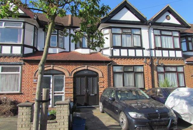Thumbnail Terraced house for sale in Eccleston Crescent, Chadwell Heath, Romford
