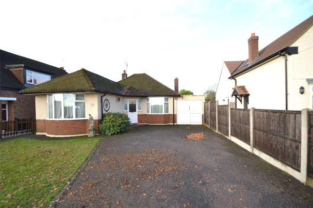 Thumbnail Detached bungalow to rent in Chipperfield Road, Kings Langley