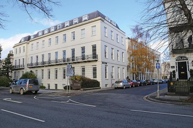 Office to let in Part Second Floor, Ellenborough House, Wellington Street, Cheltenham, Gloucestershire