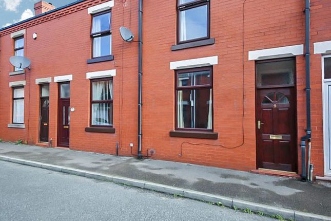 External of Henry Park Street, Ince, Wigan WN1