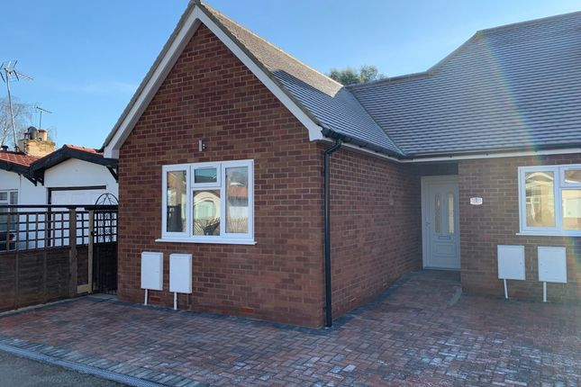 Thumbnail Semi-detached bungalow for sale in Oakside, Denham, Uxbridge
