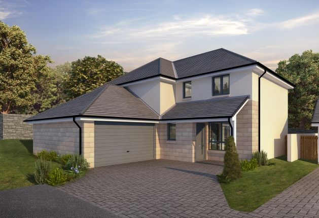 Thumbnail Detached house for sale in Grange Road, Burntisland, Fife