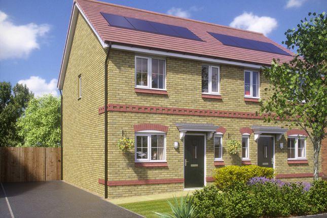 Thumbnail Semi-detached house for sale in Ashton, Blackberry Lane, Brinnington, Stockport, Greater Manchester