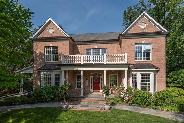 Thumbnail Property for sale in 3207 Woodbine St, Chevy Chase, Maryland, 20815, United States Of America