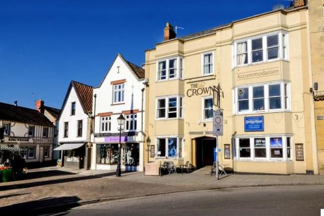 Pub/bar for sale in 4 Market Place, Glastonbury, Somerset